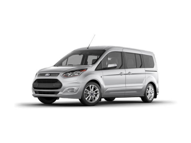 2018 Ford Transit Connect Titanium w/Rear Liftgate Wagon